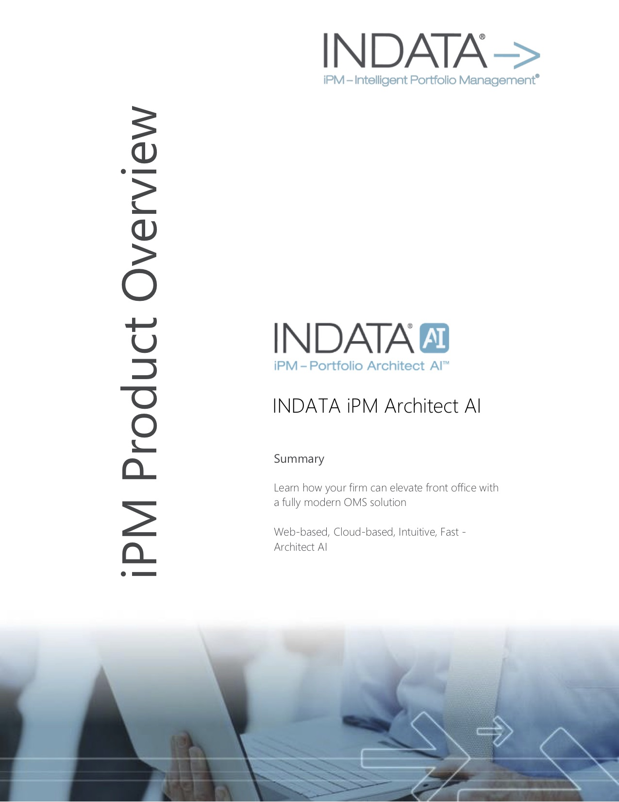 Architect AI Brochure copy